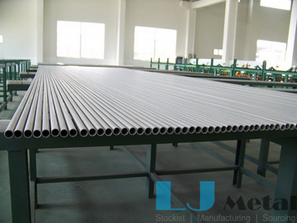 A312 TP347 1.4550 seamless pipe