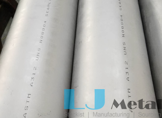A312 904L Seamless Pipe For European Customer