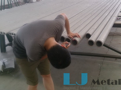 TP316H A376 seamless pipe for high temperature use