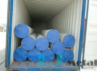 A790 S31803 S32205 Welded Pipe For Malaysian Customer