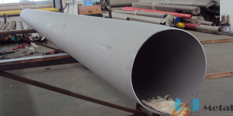 N677 904L large diameter and thin wall seamless PIPING
