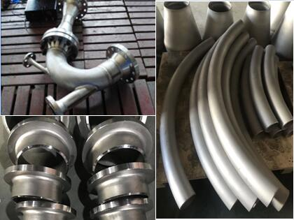 stainless steel special parts process